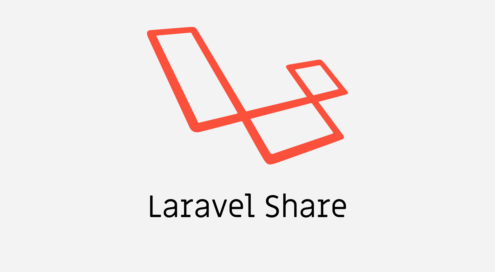 Laravel share